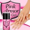 Pink ARMOR keratinos körömerősítő + ápoló gél lakk