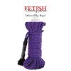 Pipedream Deluxe Silky Rope bondage kötél 9,75 méter (lila)