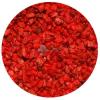 Piros akvárium aljzatkavics (1-2 mm) 5 kg