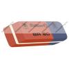 Piros/kék radír, BR80 - Herlitz