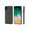 Pitaka tok Black/Yellow Twill (KI8005X) Apple iPhone X készülékhez