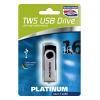 Platinum 8GB 3.0 TWS Blister Twister (177492-3)
