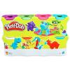 Play - Doh gyurmakészlet 8 tégely