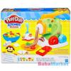Play-Doh Kitchen Creations: 5 darabos tésztakészítő gyurma szett