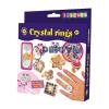 Playbox Playbox - Kreatív Szett, Kristály Gyűrűk