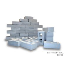 Playlearn Valós méretű zsalukövek - 40 db barkácsolás, építés