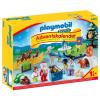 Playmobil 1.2.3 Adventi naptár Erdei karácsony 9391