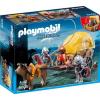 Playmobil 6005 - Sas lovagok ökrös szekere
