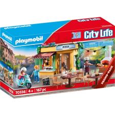Playmobil 70336 Pizzéria kerthelyiséggel playmobil