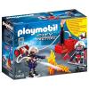 Playmobil City Action Tűzoltók szivattyúval 9468
