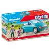 Playmobil City Life Apa Kislányával 70285