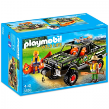Playmobil Csörlős pick-up 5558 playmobil