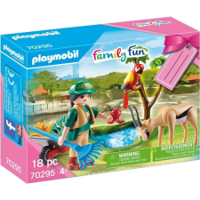 Playmobil Family Fun Állatkert 70295 playmobil