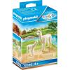Playmobil Family Fun Alpaka kicsinyével 70350