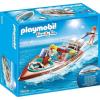 Playmobil Family fun Motorcsónak vízalatti motorral 9428