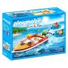 Playmobil Family Fun Motorcsónak Vízi Fánkkal 70091