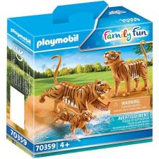 Playmobil Family Fun Tigrisek kicsinyükkel 70359 playmobil
