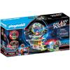 Playmobil Galaxy Police Űrrendőrség Széf titkos kóddal 70022