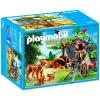 Playmobil Hiúzcsalád és a természetfotós - 5561