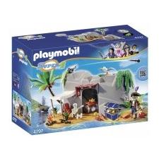 Playmobil Kincses kalózbarlang -  4797 playmobil