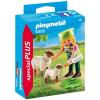 Playmobil Special Plus Farmerlány báránykákkal 9356