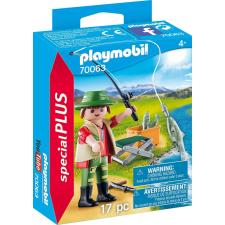 Playmobil Special Plus Pisztránghorgász 70063 playmobil