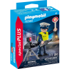 Playmobil Special Plus Rendőr sebességmérővel 70304