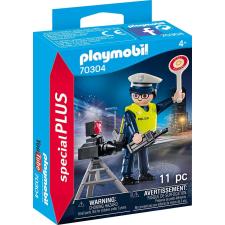 Playmobil Special Plus Rendőr sebességmérővel 70304 playmobil