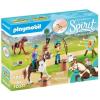 Playmobil Spirit Kaland a szabadban 70331