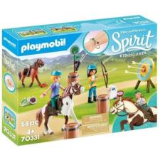 Playmobil Spirit Kaland a szabadban 70331 playmobil