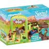 Playmobil Spirit Snips & Répa úr karám 70120