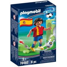 Playmobil Sports & Action Spanyol válogatott játékos 70482 playmobil