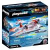 Playmobil Top Agents A Spy Team vitorlás repülője 70234