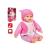 PlayTo Anikó, beszélő és éneklő baba, 46 cm