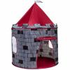 PlayTo Gyermek sátor PlayTo Vár szürke