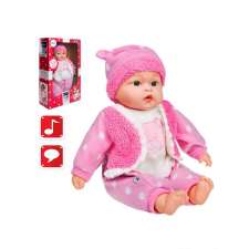 PlayTo Magyarul beszélő és éneklő baba PlayTo Ani 46 cm baba