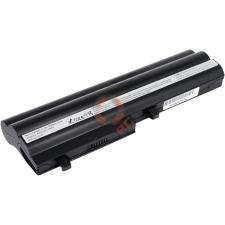 PLL25C-00600C Akkumulátor 6600 mAh toshiba notebook akkumulátor
