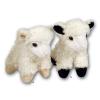 Plüss bárány 14 cm - plüss játékok