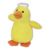 Plüss csirke 10 cm - plüss játékok