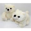 Plüss jegesmedve 22 cm - plüss játékok
