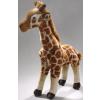 Plüss zsiráf 55 cm - plüss játékok
