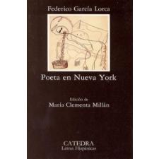 Poeta En Nueva York – Federico García Lorca idegen nyelvű könyv