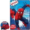 Pókember Polár takaró Spiderman, Pókember 100*150cm