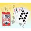Póker kártya plastic XXL Óriás