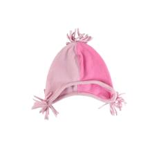 Polár lány Sapka #rózsaszín