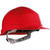 Polipropilén, uv-álló sisak, piros,állítható