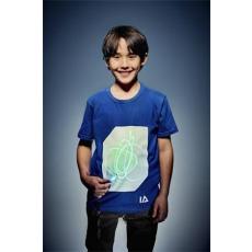 . Póló, 9-11 éveseknek, sötétben világít,