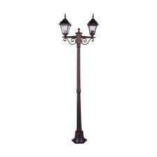 Polux LED Kültéri lámpa PARIS 2 2xE27-LED/4,9W/230V kültéri világítás