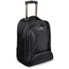 "Port MANHATTAN Backpack Trolley 15.6"" fekete"