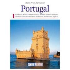 Portugal - DuMont Kunst-Reiseführer idegen nyelvű könyv